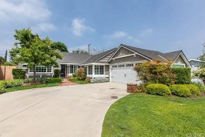 Northridge Single Family Home For Sale: 9201 Whitaker Avenue