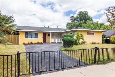 West Hills Single Family Home For Sale: 6648 Sheltondale Avenue