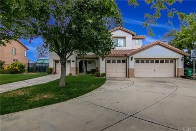 Palmdale Single Family Home For Sale: 5711 Bienveneda