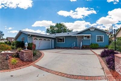 Canoga Park Single Family Home For Sale: 22230 Strathern Street
