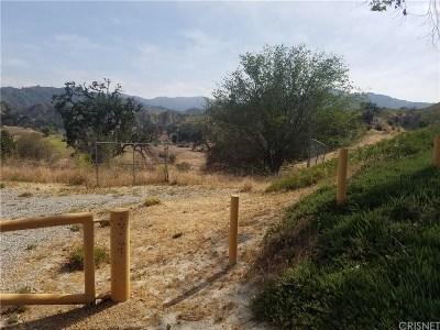 Stevenson Ranch Residential Lots & Land For Sale: Sagecrest Circle