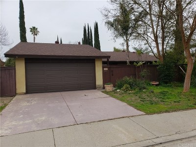 Agoura Hills Single Family Home For Sale: 5548 Rock Tree Drive