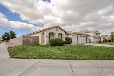 Lancaster Single Family Home For Sale: 1554 Granville Way