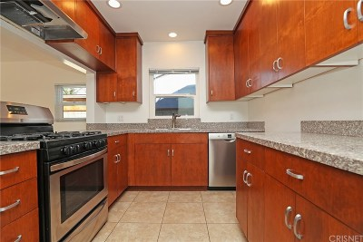 North Hollywood Single Family Home For Sale: 6346 Goodland Place