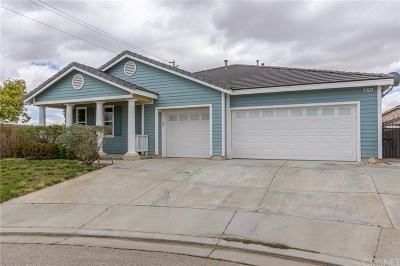 Los Angeles County Single Family Home For Sale: 40750 Augusta Court