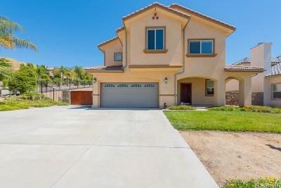 Sylmar Single Family Home For Sale: 11747 Terra Vista Way