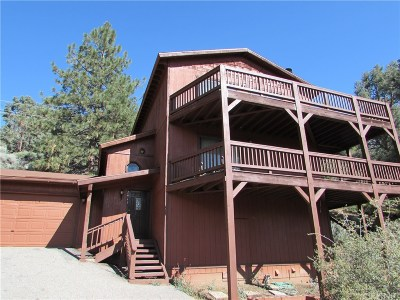 Pine Mountain Club CA Single Family Home For Sale: $295,000