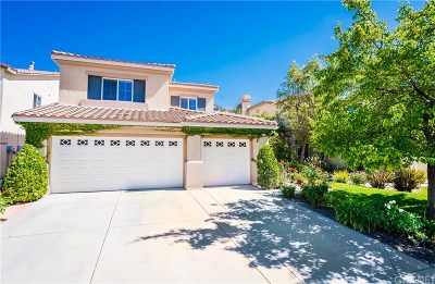 Canyon Country Single Family Home Active Under Contract: 17752 Cape Jasmine Road