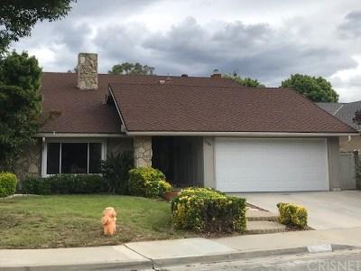 Valencia Single Family Home For Sale: 25401 Via Alcira