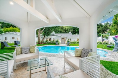 Los Angeles County Single Family Home For Sale: 11584 Canton Drive