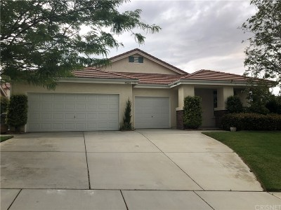 Palmdale Single Family Home For Sale: 40223 Jacinto Way