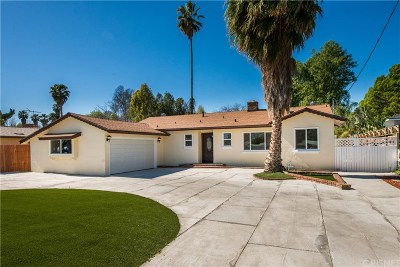 Northridge Single Family Home For Sale: 8401 Shirley Avenue