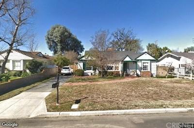 Encino Single Family Home Sold: 5173 Collett Avenue