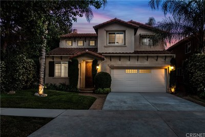 Los Angeles County Single Family Home For Sale: 20016 Blythe Street