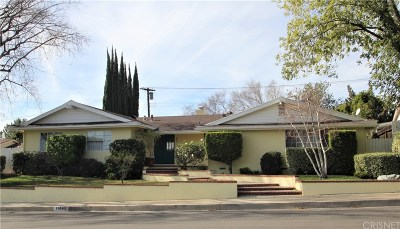 Los Angeles County Single Family Home For Sale: 11645 Woodley Avenue