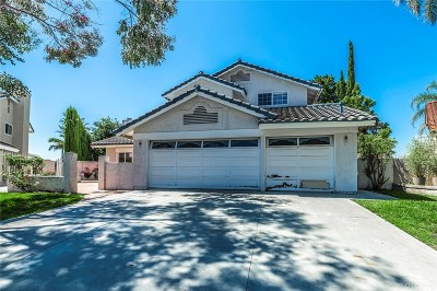 Los Angeles County Single Family Home For Sale: 1640 Range Court
