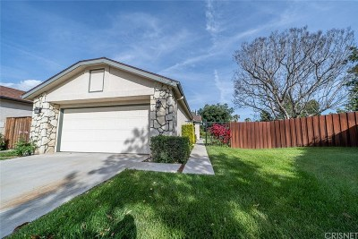 Moorpark Single Family Home For Sale: 14650 Wheaton Court