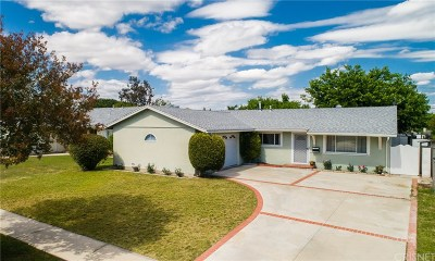 West Hills Single Family Home Active Under Contract: 6546 Franrivers Avenue