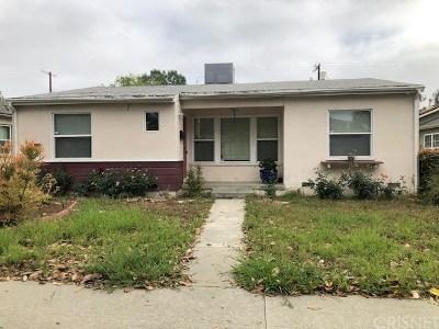 Encino Single Family Home For Sale: 16737 Magnolia Boulevard