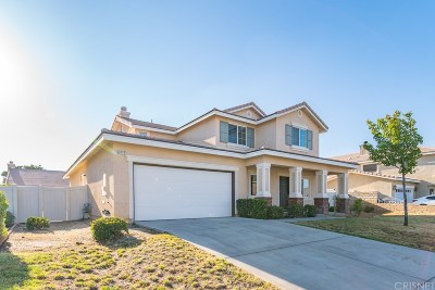 Palmdale Single Family Home For Sale: 37024 Populus Avenue