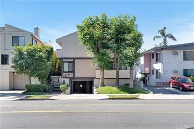 Sherman Oaks Condo/Townhouse For Sale: 13412 Moorpark Street #B