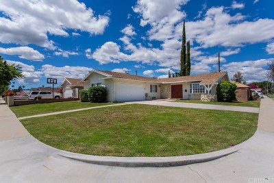 West Hills Single Family Home For Sale: 7955 Faust Avenue