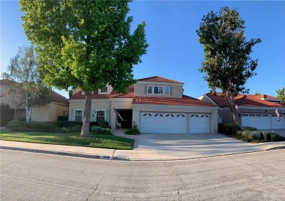 Moorpark Single Family Home Active Under Contract: 11919 Silver Crest Street