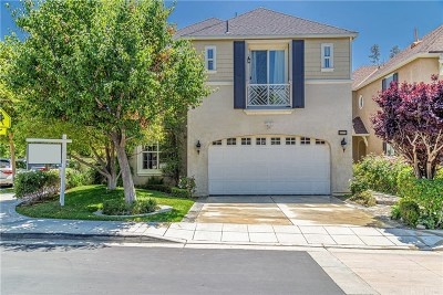 Los Angeles County Single Family Home For Sale: 23800 Spinnaker Court