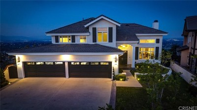 West Hills Single Family Home For Sale: 24686 Wooded Vista