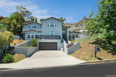 Single Family Home For Sale: 3221 Dos Palos Drive