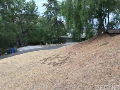 Calabasas Residential Lots & Land For Sale: 3560 Pansy Road