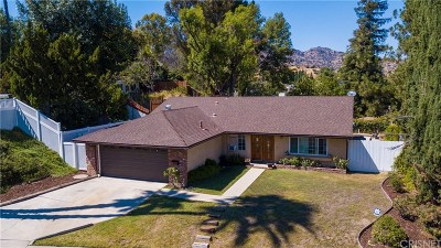 West Hills Single Family Home For Sale: 23139 Schoenborn Street