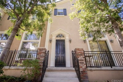 Valencia Condo/Townhouse Active Under Contract: 23419 Westbrook Lane #43