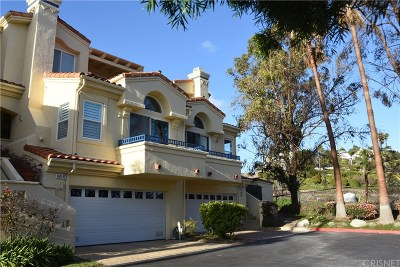 Malibu Condo/Townhouse For Sale: 6463 Zuma View Place #168