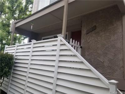 Tarzana Condo/Townhouse For Sale: 18333 Hatteras Street #79