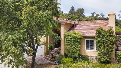 Encino Single Family Home For Sale: 3432 Clairton Court