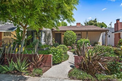 Burbank Single Family Home Active Under Contract: 4243 West McFarlane Avenue