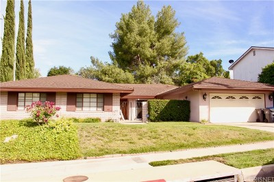 Calabasas Single Family Home For Sale: 22404 Liberty Bell Road