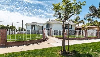 Arleta Single Family Home For Sale: 9011 Vena Avenue