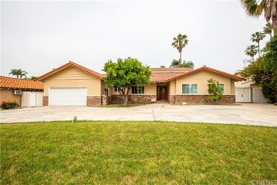 Northridge Single Family Home For Sale: 9343 Balcom Avenue