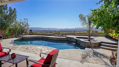 Saugus Single Family Home For Sale: 28355 Incline Lane