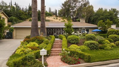 Woodland Hills Single Family Home For Sale: 23256 Calvert Street