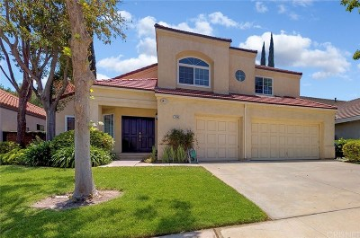 Moorpark Single Family Home For Sale: 11542 Chestnut Ridge Street