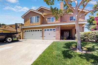 Moorpark Single Family Home For Sale: 4452 Sunrisemeadow Court