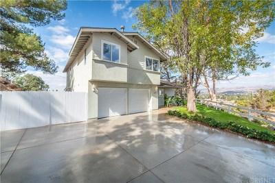 Simi Valley Single Family Home For Sale: 637 Hudspeth Street