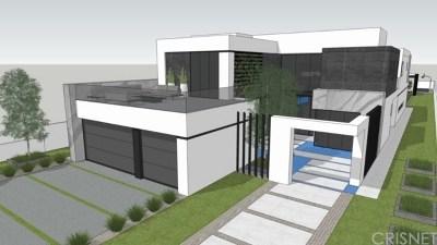 Tarzana Residential Lots & Land For Sale: 5822 Melvin Avenue