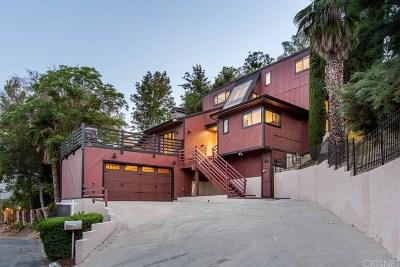 Woodland Hills Single Family Home For Sale: 5245 Elvira Road