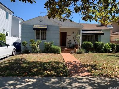 Sherman Oaks Single Family Home Sold: 13522 Addison Street