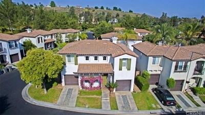 Valencia Single Family Home Active Under Contract: 28152 Castillo Lane