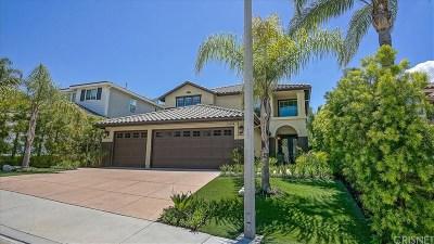 Stevenson Ranch Single Family Home For Sale: 25454 Doyle Court